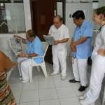 Chefarztvisite! in der Paediatrie