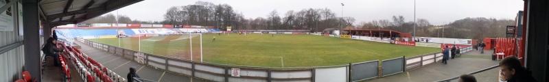 Sheffield FC - Horses Ground