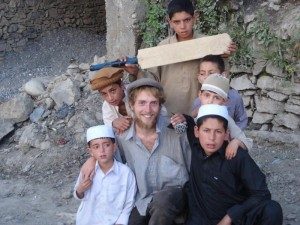Mein Cricket-team in Chitral