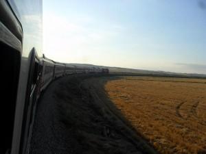 Durch die Steppe Anatoliens