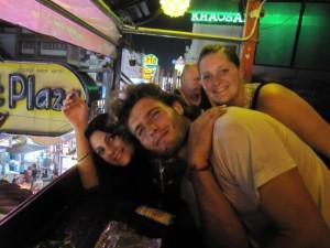 Alberta, Paul und ich