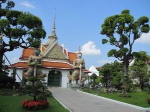 Gelände Wat Arun