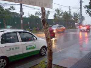 Nha Trang - Regen, Regen und nochmals Regen!!!