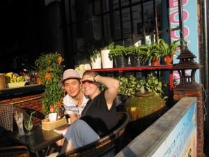 Chang Mo und ich