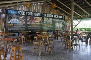 4- hostel `Arenal Backpackers`in La Fortuna