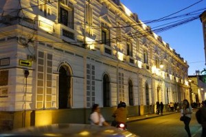 69- ' Sucre by night'