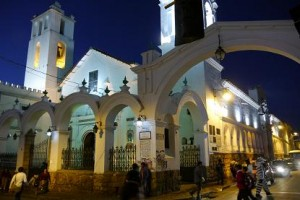 70- ' Sucre by night'