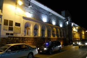 71- ' Sucre by night'