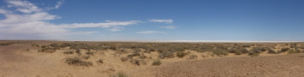 "Saltlake ""Lake Eyre"" -15m Sealevel"