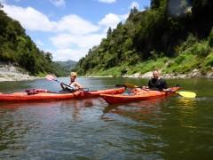 Whanganui River Paddeldreamteam