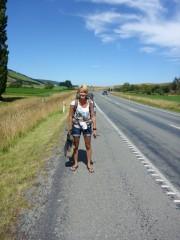 Per Anhalter durch Neuseeland