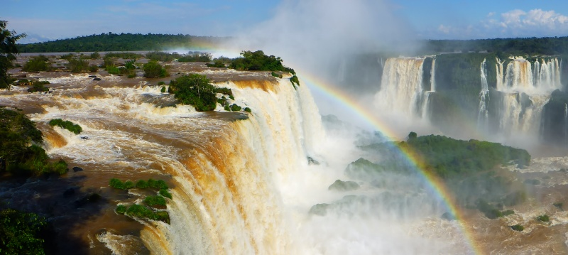Iquazu (brasilianische Seite)