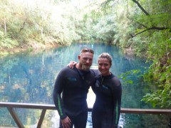Lagoa Mysteriosa