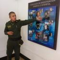 Das Polizeimuseum und die ganze Geschichte über Pablo Escobar