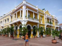 Cartagena- extra das passende Tshirt vorher ausgesucht