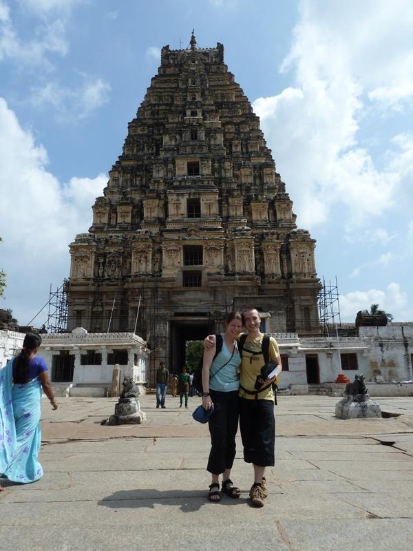 Tempel von Hampi