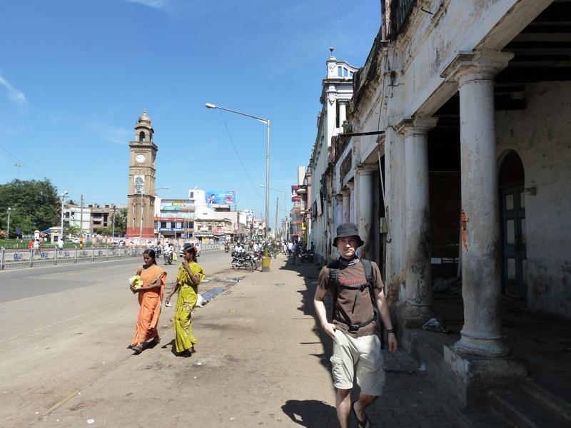 ...auf den Strassen von Mysore