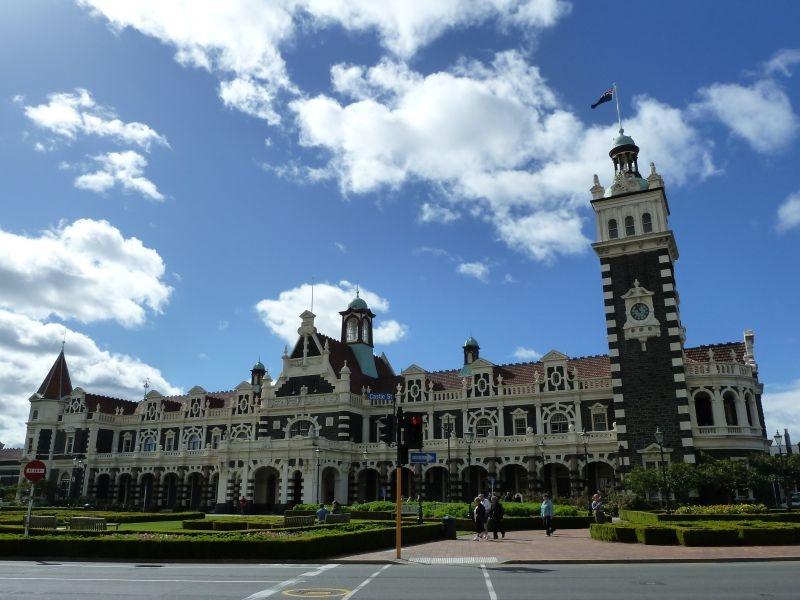 alte Railway Station, Dunedin