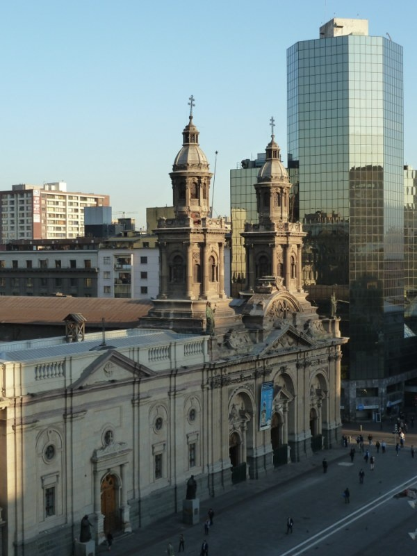 """Catedral Metropolitana"" am ""Plaza de Armas"""