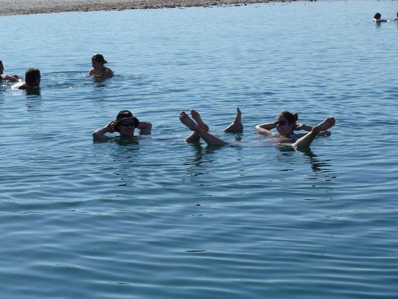"""...treiben-lassen in der """"Laguna Cejar""""..."""