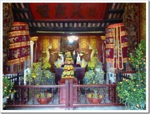 Ngoc Son Tempel