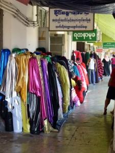 Bogyoke Aung San Markt