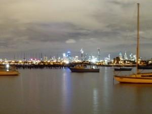 Am Pier von St. Kilda