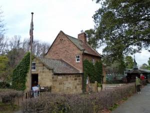 Cooks Wohnhaus