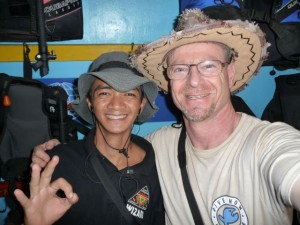 diveguide Wizard and me