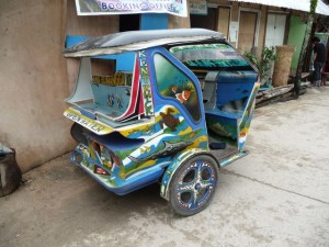 my favorite tricycle in town