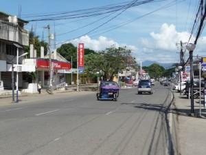 Rizal Av. mainroad