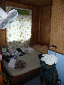 my single room ...