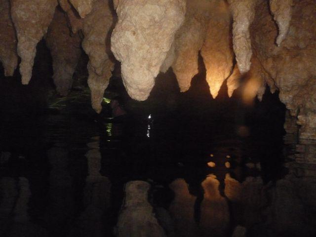 stalagtites