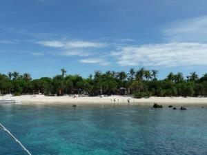 at Balicasac island ......