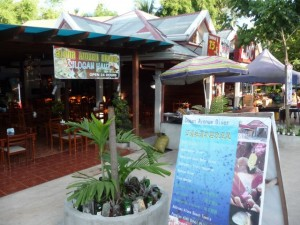 restaurant & divecenter