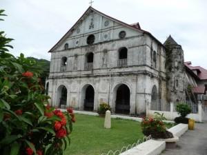 the church San Pedro Apostol