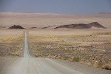 Fahrt-Wüste