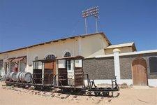 Kolmanskop-Strassenbahn