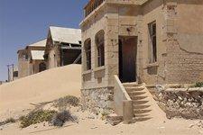 Kolmanskop-Villa