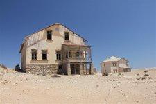 Kolmanskop-Villas