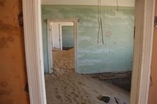 Kolmanskop-Zimmer