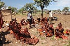 Himba-Verkauf