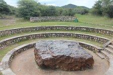 Hoba-Meteorit