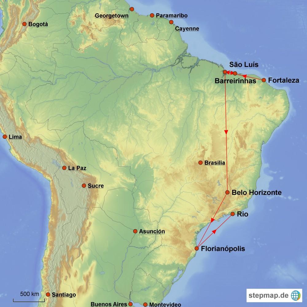 stepmap-karte-brasilien-2014-1373723