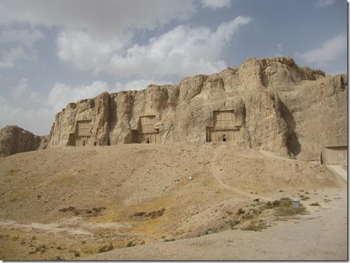 IMG_7621 Felsgräber von Naqsh-e Rostam