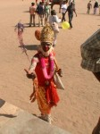 Pushkar – Kamelmarkt – Mann in Kostuem