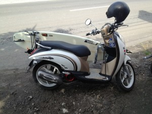 unser Moped