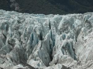 Fox-Glacier, Januar 2014