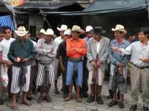 Der coolste alte Herr in Santiago de Atitlan