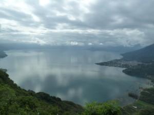 Lago Atitlan vom Mirador aus gesehen